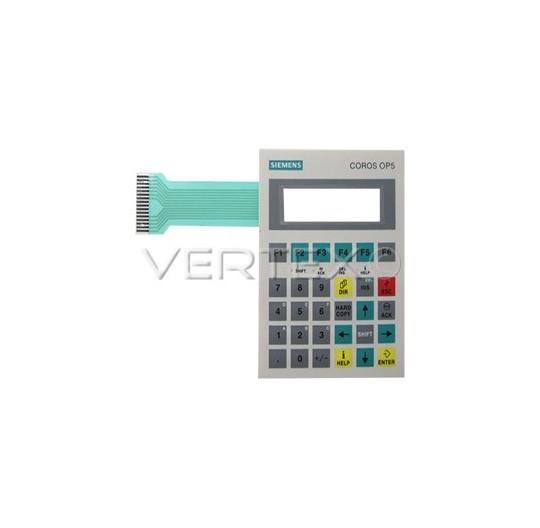 Siemens Simatic OP5 - Membrane Keypad