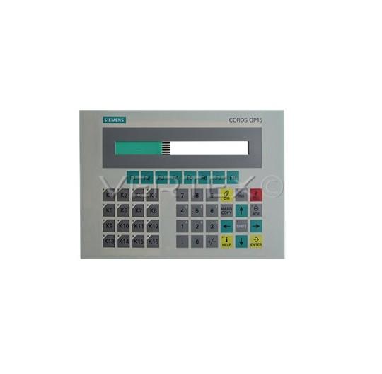 Siemens Simatic OP15 Type A - Membrane Keypad