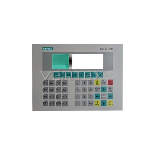 Siemens Simatic OP15 Type C - Membrane Keypad