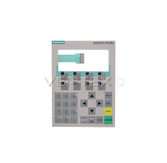 Membrane Keypad for Siemens Simatic OP77B