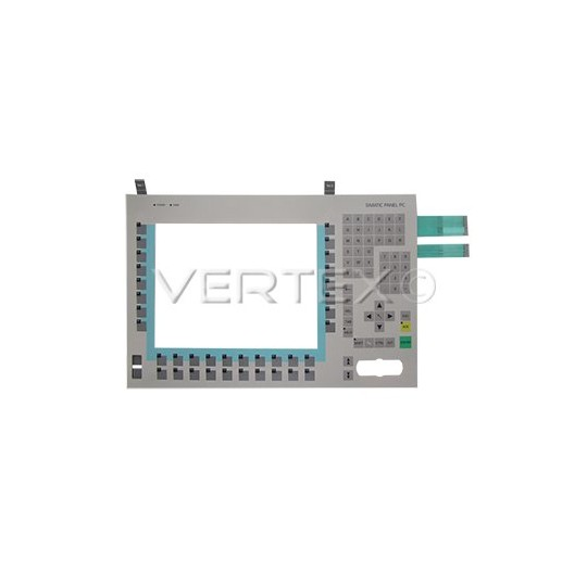 "Siemens Simatic Panel PC670 12"" Key - Membrane Keypad"