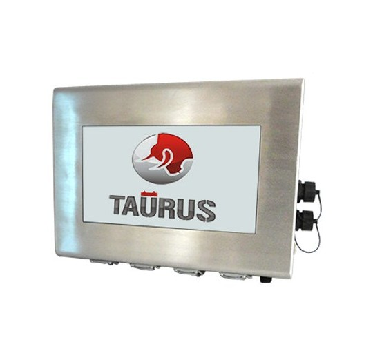 "10"" Stainless Steel Monitor Taurus Line"