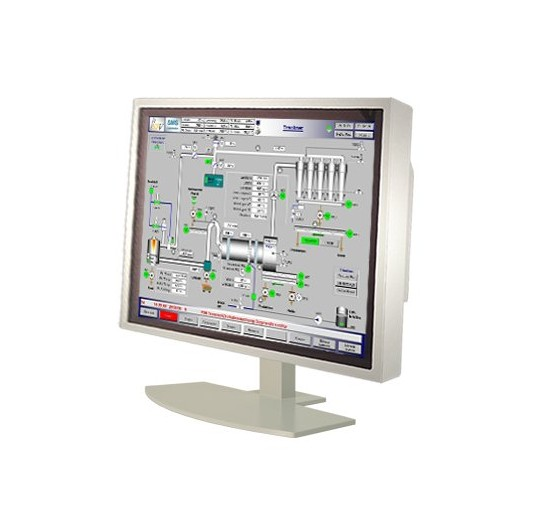 "17"" Desktop Panel PC Stabilis Line"