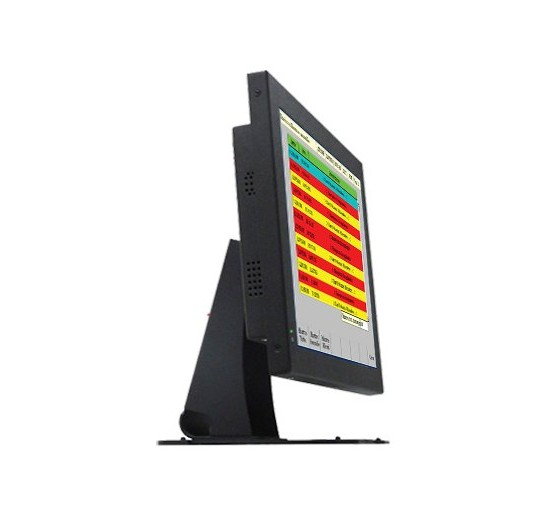 15 inches Desktop Touch screen Industrial PC