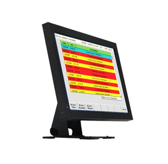19 inches Desktop Touch screen Industrial PC