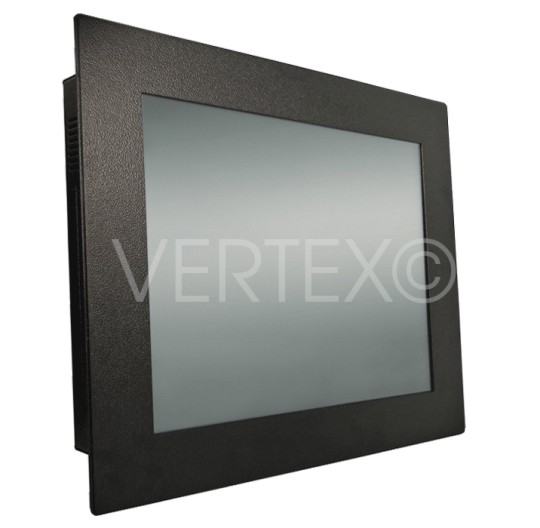 15 inches Lizard Steel Panel PC - Panel Mount IP65 RAL9005