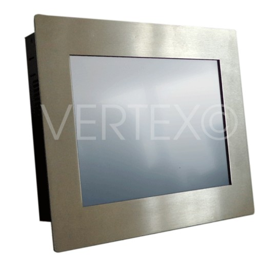 "Panel PC 15"" Inox - Ligne Lizard - IP65"