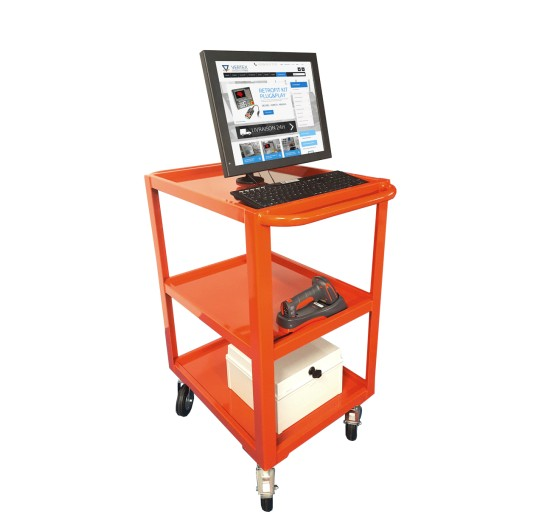 Mobile Cart Computer MCC