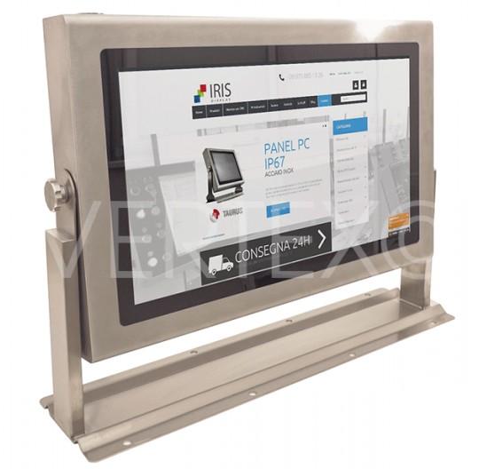 """Panel PC 24"""" en Acier Inox Ligne Taurus IP65 / IP67"""