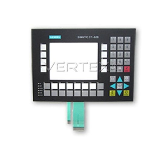 Membrane Keypad for Siemens Simatic C7-626